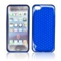 BACK CASE LUX - APP IPHO 4/4S BLUE