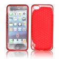 BACK CASE LUX - APP IPHO 5 RED
