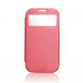 COVER EASY VIEW SAM NOTE 2 PINK