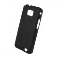 BACK case SAM i9100 black