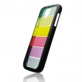 BACK CASE RAINBOW - SAM I9500 GALAXY S4