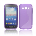 BACK CASE S-line - SAM S7272 GALAXY ACE 3 VIOLET