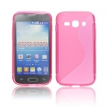BACK CASE S-line - SAM S7272 GALAXY ACE 3 PINK