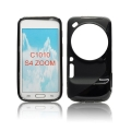 BACK CASE S-line - SAM SM-C1010 Galaxy S4 Zoom BLACK
