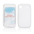 BACK CASE S-line - SAM I9000 GALAXY S WHITE