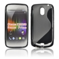BACK CASE S-line - SAM I9250 GALAXY NEXUS BLACK
