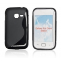BACK CASE S-line - SAM S6802 GALAXY ACE DUOS BLACK