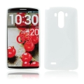 Back Case S-line - LG G3 WHITE