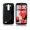 Back Case S-line - LG G3 BLACK