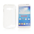 Back Case S-line - SAM G313H Galaxy Ace NXT LTE - transparent