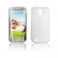 BACK CASE S-line - SAM I9500 GALAXY S4 TRANSPARENT