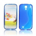 BACK CASE S-line - SAM I9300 GALAXY S3 BLUE