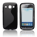 Back Case S-line - SAM I8260 Galaxy Core black