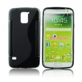 Back Case S-line - SAM Galaxy S5 black