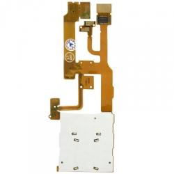 Flex cable LCD NOK 8600 + keyboard board