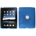 BACK CASE LUX - APP IPAD BLUE