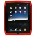 SILICONE CASE APP IPAD RED
