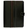 LEATHER IPAD BOOK