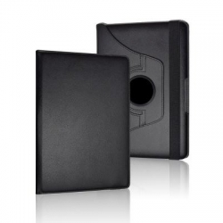 BOOK CASE IPAD 3 ROTATED BLACK