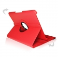 BOOK CASE IPAD MINI ROTATED RED